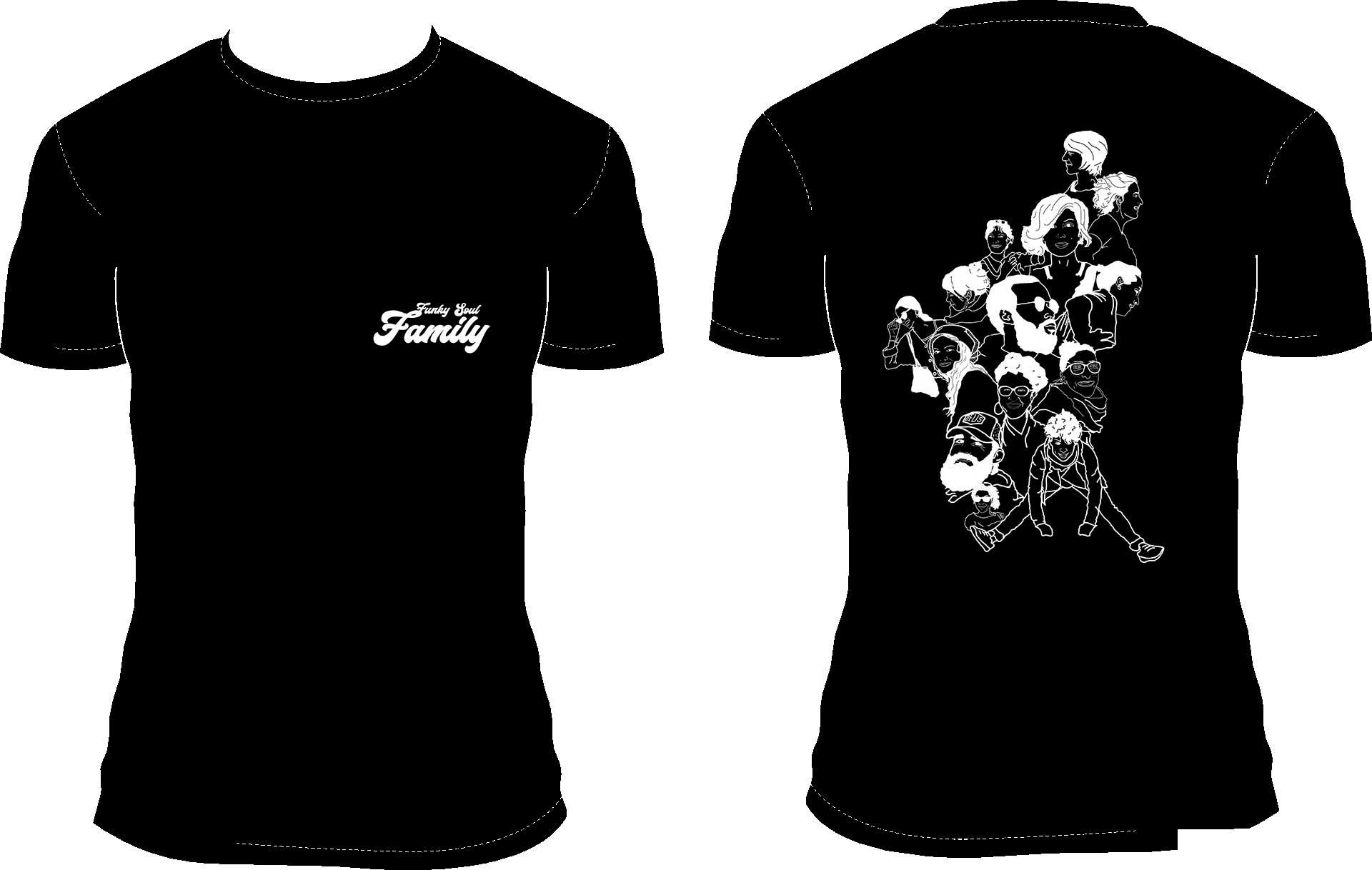T-shirt The Soulfull