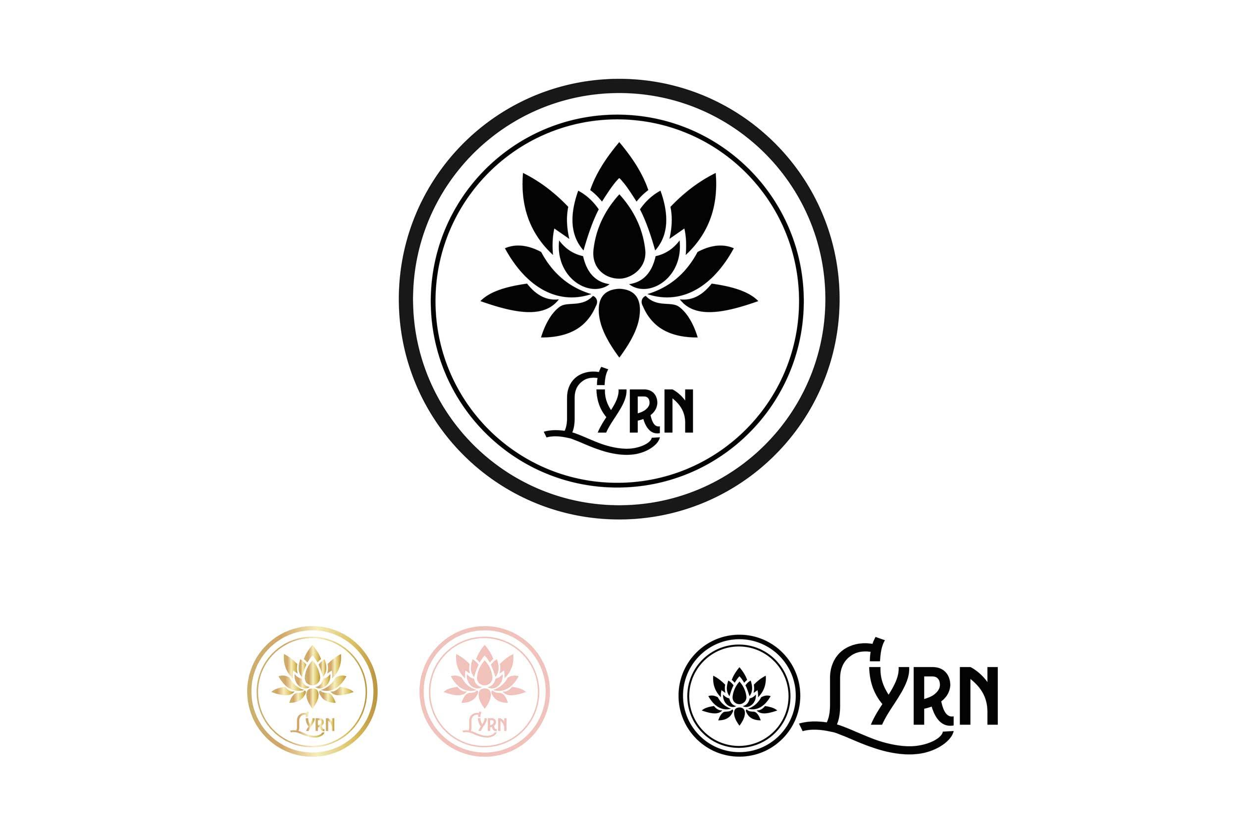 Planche déclinaison du logo et signature